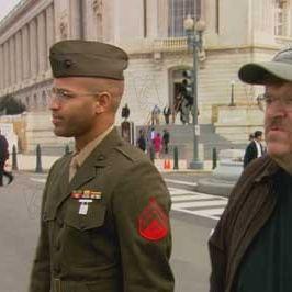 Fahrenheit 9/11 : Bild Michael Moore
