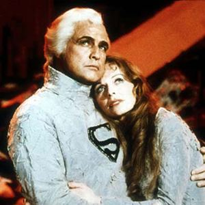 Superman : Bild Marlon Brando, Susannah York