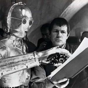 Star Wars: Episode VI - Die Rückkehr der Jedi-Ritter : Bild Anthony Daniels, Richard Marquand