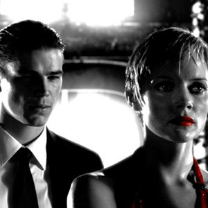 Sin City : Bild Josh Hartnett, Marley Shelton