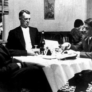 Der Pate : Bild Al Lettieri, Al Pacino, Sterling Hayden