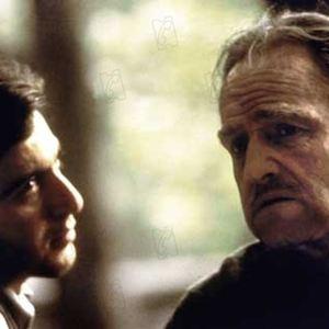 Der Pate : Bild Al Pacino, Marlon Brando