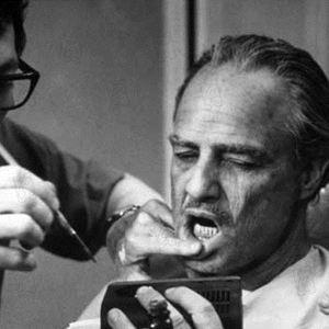 Der Pate : Bild Marlon Brando