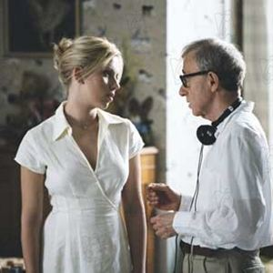Match Point : Bild Scarlett Johansson, Woody Allen