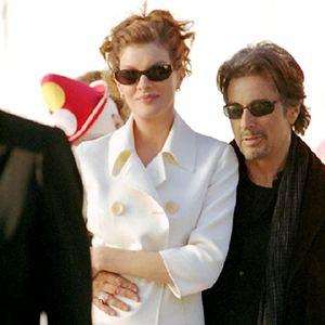 Das schnelle Geld : Bild Al Pacino, Rene Russo