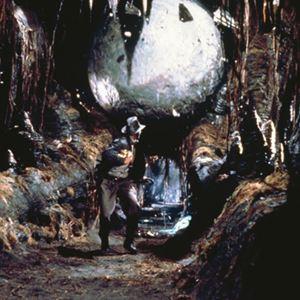 Jäger des verlorenen Schatzes : Bild Harrison Ford