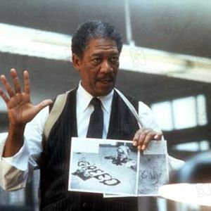 Sieben : Bild Morgan Freeman