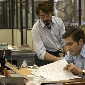 Zodiac - Die Spur des Killers : Bild Jake Gyllenhaal, Robert Downey Jr.