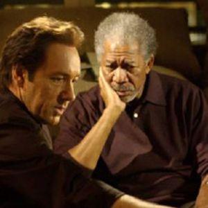 Bild David Burke (II), Kevin Spacey, Morgan Freeman