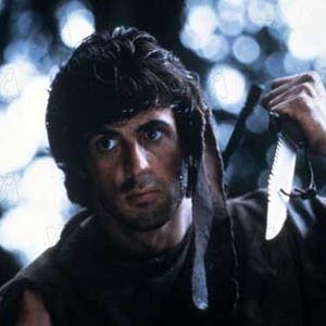 Rambo : Bild Sylvester Stallone, Ted Kotcheff