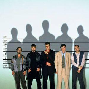 Die üblichen Verdächtigen : Bild Benicio Del Toro, Gabriel Byrne, Kevin Pollak, Kevin Spacey, Stephen Baldwin