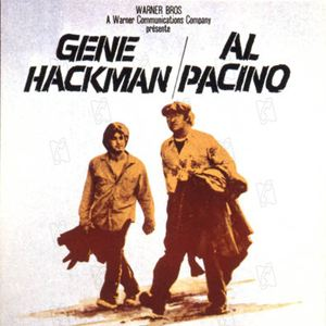 Asphalt-Blüten : Bild Al Pacino, Gene Hackman, Jerry Schatzberg