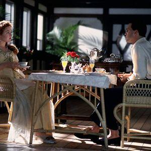 Titanic : Bild Billy Zane, Kate Winslet
