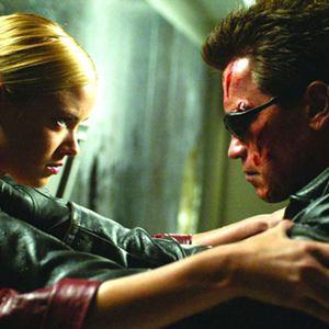 Terminator 3 - Rebellion der Maschinen : Bild Arnold Schwarzenegger, Jonathan Mostow, Kristanna Loken