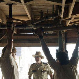Texas Chainsaw Massacre: The Beginning : Bild Matt Bomer, R. Lee Ermey, Taylor Handley