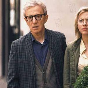 Scoop - Der Knüller : Bild Scarlett Johansson, Woody Allen
