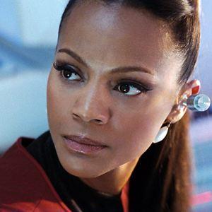 Star Trek - Die Zukunft hat begonnen : Bild Zoe Saldana