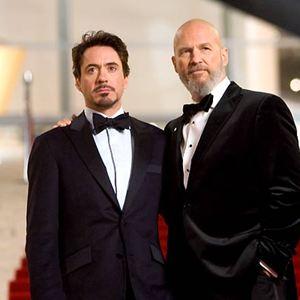 Iron Man : Bild Jeff Bridges, Robert Downey Jr.