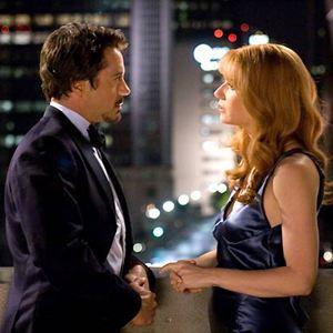Iron Man : Bild Gwyneth Paltrow, Robert Downey Jr.
