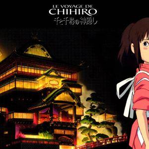Chihiros Reise ins Zauberland : Bild