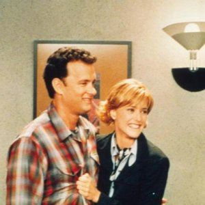 Bild Tea Leoni, Tom Hanks