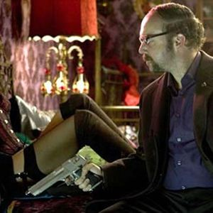 Shoot 'Em Up : Bild Michael Davis, Monica Bellucci, Paul Giamatti