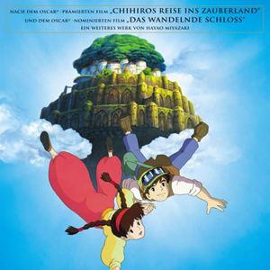 Das Schloss im Himmel : Kinoposter