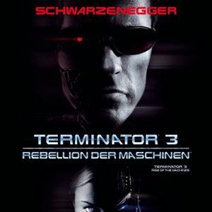 Terminator 3 - Rebellion der Maschinen : Kinoposter