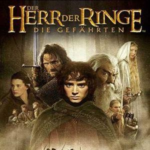 Der Herr der Ringe - Die Gefährten : Kinoposter