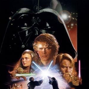Star Wars: Episode III - Die Rache der Sith : Kinoposter