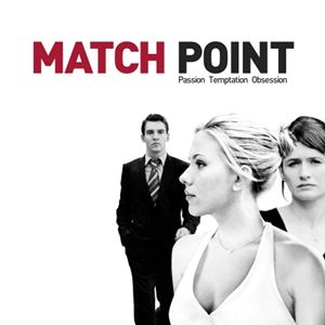 Match Point : Kinoposter
