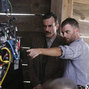There Will Be Blood : Bild Daniel Day-Lewis, Paul Thomas Anderson