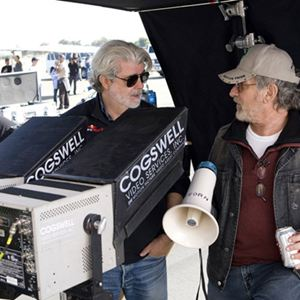 Indiana Jones und das Königreich des Kristallschädels : Bild George Lucas, Steven Spielberg