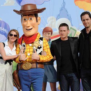 Toy Story 3 : Bild Benoît Magimel, Frédérique Bel, Grand Corps Malade, Lee Unkrich