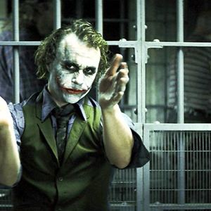 The Dark Knight : Bild Heath Ledger