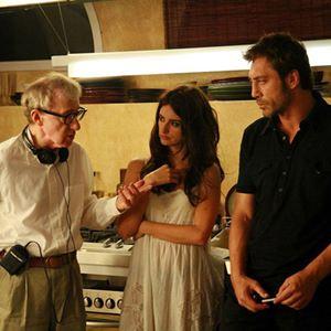 Vicky Cristina Barcelona : Bild Javier Bardem, Penélope Cruz, Woody Allen
