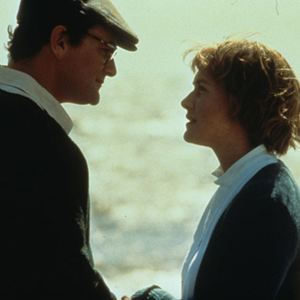Iris : Bild Jim Broadbent, Kate Winslet, Richard Eyre