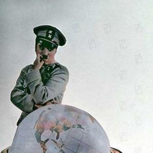 Der große Diktator : Bild Charles Chaplin