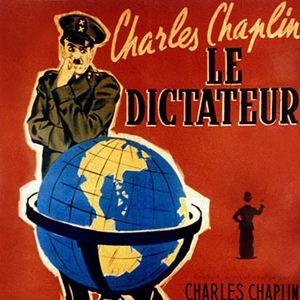 Der große Diktator : Bild Charles Chaplin, Jack Oakie, Paulette Goddard