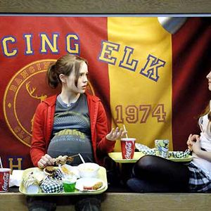Juno : Bild Ellen Page, Olivia Thirlby