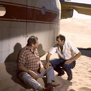 flugzeug wüste film