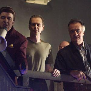 Die Sopranos : Bild Steve Buscemi, Steve Van Zandt, Tony Sirico