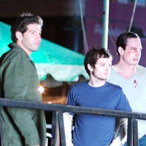 Bild Chris Klein, Elijah Wood, Jon Bernthal