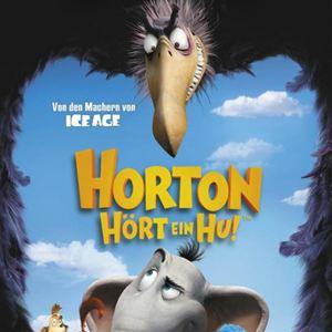 Horton hört ein Hu! : poster