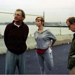 Ehemänner und Ehefrauen : Bild Judy Davis, Sydney Pollack, Woody Allen