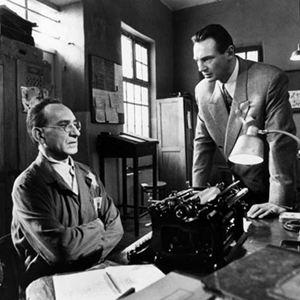 Schindlers Liste : Bild Ben Kingsley, Liam Neeson