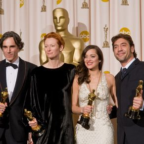 Bild Daniel Day-Lewis, Javier Bardem, Marion Cotillard, Tilda Swinton