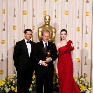 Bild Anne Hathaway, Brad Bird, Steve Carell
