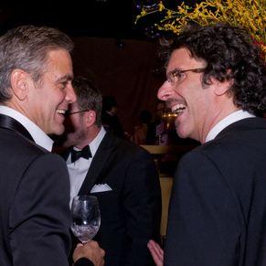 Bild George Clooney, Joel Coen