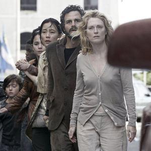 Die Stadt der Blinden : Bild Julianne Moore, Mark Ruffalo